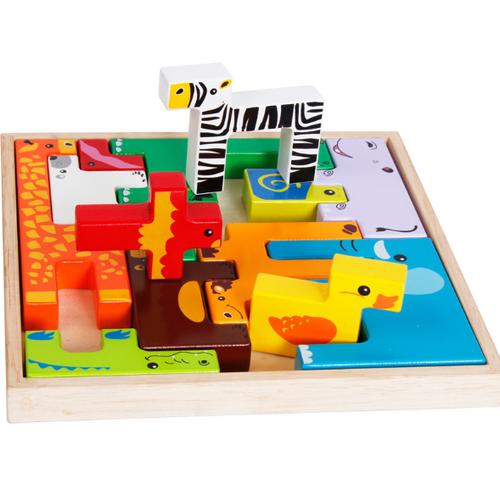 Đồ chơi gỗ thông minh ghép hình tư duy logic các con vật ngộ nghĩnh - 6552213 , 16620123 , 15_16620123 , 299000 , Do-choi-go-thong-minh-ghep-hinh-tu-duy-logic-cac-con-vat-ngo-nghinh-15_16620123 , sendo.vn , Đồ chơi gỗ thông minh ghép hình tư duy logic các con vật ngộ nghĩnh