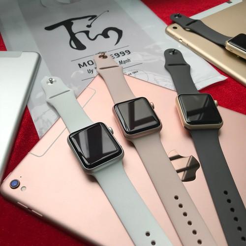 Apple Watch Series 1 Nhôm 42mm Mới Nguyên seal - 4737697 , 16630674 , 15_16630674 , 4690000 , Apple-Watch-Series-1-Nhom-42mm-Moi-Nguyen-seal-15_16630674 , sendo.vn , Apple Watch Series 1 Nhôm 42mm Mới Nguyên seal