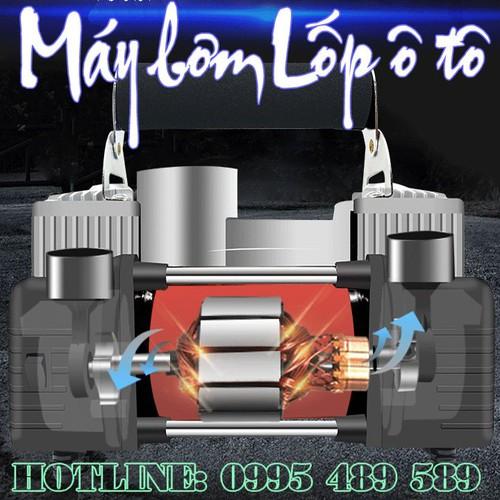 Máy bơm lốp xe hơi - 4740373 , 16636374 , 15_16636374 , 850000 , May-bom-lop-xe-hoi-15_16636374 , sendo.vn , Máy bơm lốp xe hơi