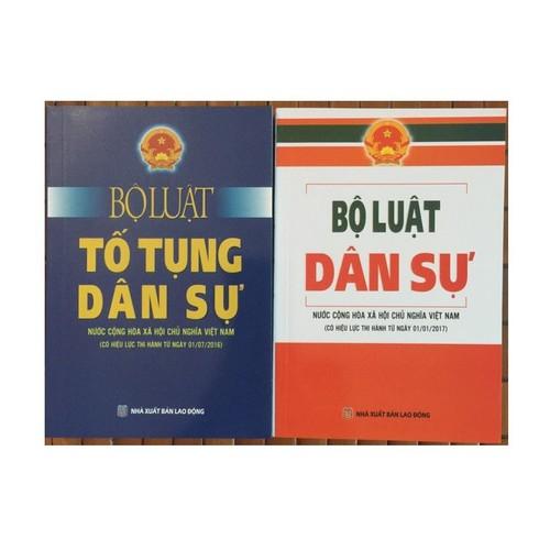 Combo Sách - Bộ Luật Dân Sự Và Bộ Luật Tố Tụng Dân Sự - 6567278 , 16629488 , 15_16629488 , 77000 , Combo-Sach-Bo-Luat-Dan-Su-Va-Bo-Luat-To-Tung-Dan-Su-15_16629488 , sendo.vn , Combo Sách - Bộ Luật Dân Sự Và Bộ Luật Tố Tụng Dân Sự
