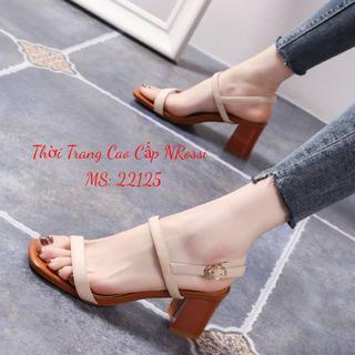 Giày cao gót quai mảnh size lớn 40 41 42 43 NRossi - 22125 thumbnail