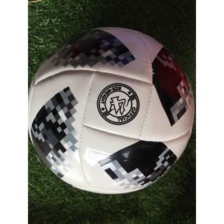 Bóng đá WORLD CUP sô 4 may TẶNG TÚI LƯỚI KIM BƠM - Bóng đá WORLD CUP sô 4 thumbnail