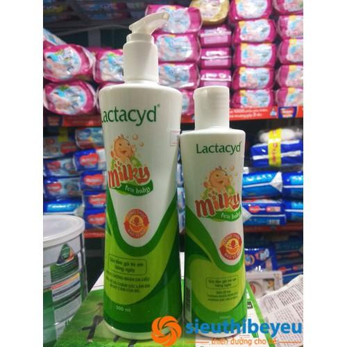 Sữa tắm Lactacyd 250ml