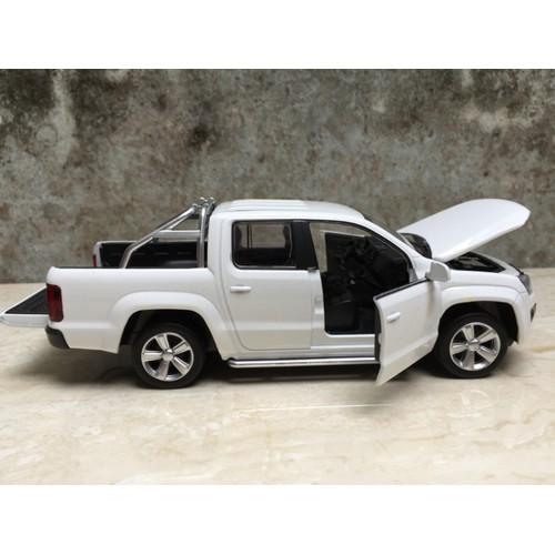 Mô hình xe Ô TÔ Bán tải Volkswagen AMAROK tỷ lệ: 1:32 - 6572688 , 16633409 , 15_16633409 , 249000 , Mo-hinh-xe-O-TO-Ban-tai-Volkswagen-AMAROK-ty-le-132-15_16633409 , sendo.vn , Mô hình xe Ô TÔ Bán tải Volkswagen AMAROK tỷ lệ: 1:32