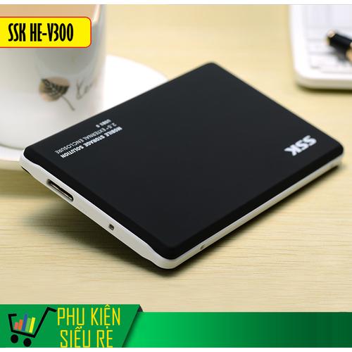 Hộp đựng ổ cứng HDD Box 3.0 SSK HE-V300