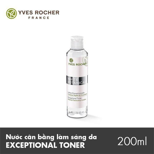 Nước Cân Bằng Da Yves Rocher Exceptional Toner 200 ml - 6576541 , 16635902 , 15_16635902 , 839000 , Nuoc-Can-Bang-Da-Yves-Rocher-Exceptional-Toner-200-ml-15_16635902 , sendo.vn , Nước Cân Bằng Da Yves Rocher Exceptional Toner 200 ml