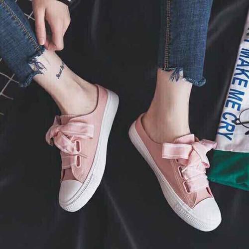giày sục nữ buộc dây size cỡ lớn - 4739635 , 16634571 , 15_16634571 , 250000 , giay-suc-nu-buoc-day-size-co-lon-15_16634571 , sendo.vn , giày sục nữ buộc dây size cỡ lớn