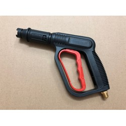 Súng phun xịt rửa xe áp lực cao tay cam ren ngoài 14mm - đầu lắp được