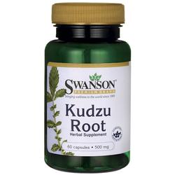 Date 12-2020 Viên uống Kudzu Root 500mg Swanson 60 viên giải ruou, hỗ trợ cai ruou đủ bill Mỹ