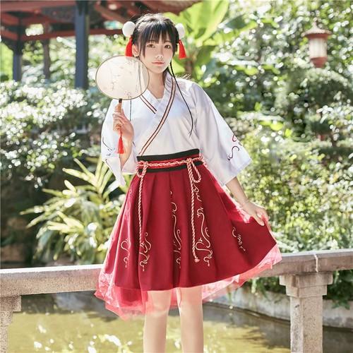 Trang phục hóa trang Hán Phục cách tân đáng yêu - 6572712 , 16633436 , 15_16633436 , 340000 , Trang-phuc-hoa-trang-Han-Phuc-cach-tan-dang-yeu-15_16633436 , sendo.vn , Trang phục hóa trang Hán Phục cách tân đáng yêu
