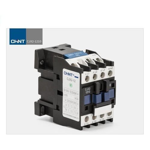 Khởi động từ AC contactor CHINT CJX2 1210 220V 380V 12A - 6559986 , 16624751 , 15_16624751 , 110000 , Khoi-dong-tu-AC-contactor-CHINT-CJX2-1210-220V-380V-12A-15_16624751 , sendo.vn , Khởi động từ AC contactor CHINT CJX2 1210 220V 380V 12A