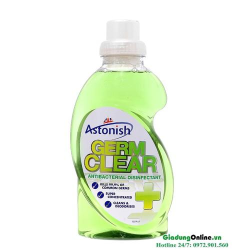Nước vệ sinh tủ lạnh Astonish C9227 725ml Anh Quốc