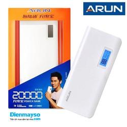 Pin sạc dự phòng Arun 20000 mAh