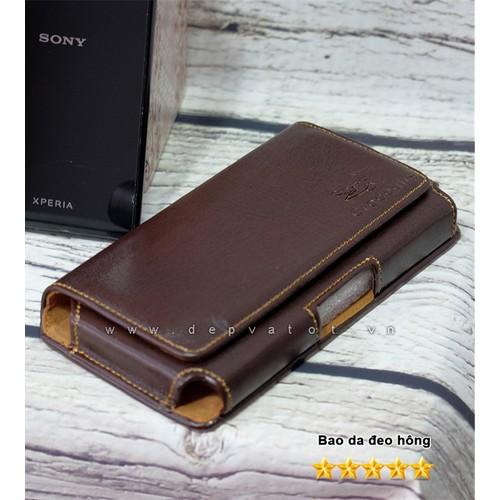 Bao da điện thoại đeo hông, thắt lưng 6 inch - 6564275 , 16627633 , 15_16627633 , 149000 , Bao-da-dien-thoai-deo-hong-that-lung-6-inch-15_16627633 , sendo.vn , Bao da điện thoại đeo hông, thắt lưng 6 inch