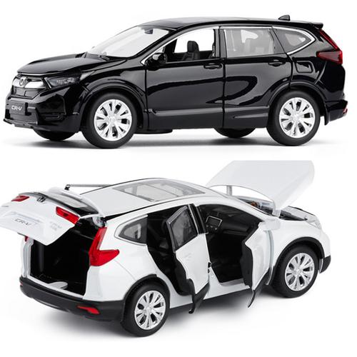 Mô hình xe ô tô Honda CRV tỉ lệ 1:32 xe bằng sắt chạy cót mở được cửa - 4567140 , 16644908 , 15_16644908 , 320000 , Mo-hinh-xe-o-to-Honda-CRV-ti-le-132-xe-bang-sat-chay-cot-mo-duoc-cua-15_16644908 , sendo.vn , Mô hình xe ô tô Honda CRV tỉ lệ 1:32 xe bằng sắt chạy cót mở được cửa