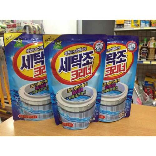 Bột tẩy lồng máy giặt siêu sạch nhập khẩu Hàn Quốc - 6579921 , 16638210 , 15_16638210 , 45000 , Bot-tay-long-may-giat-sieu-sach-nhap-khau-Han-Quoc-15_16638210 , sendo.vn , Bột tẩy lồng máy giặt siêu sạch nhập khẩu Hàn Quốc