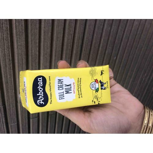 Sữa Tươi Nguyên Kem Ý Arborea Hộp 200ml