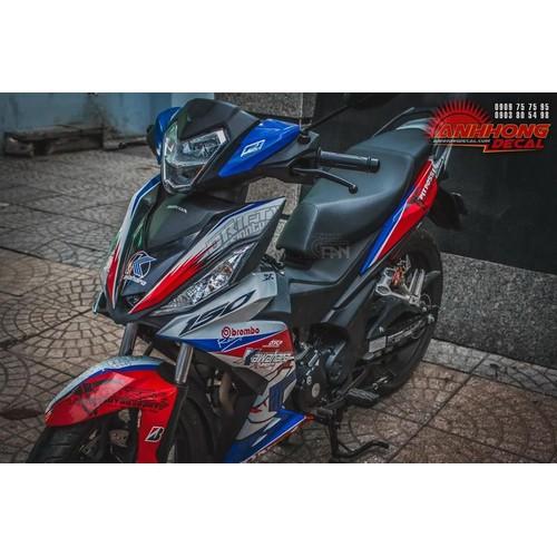 Tem xe máy - Winner 150 - Tem Trùm Winner 150