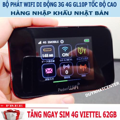 Router Wifi Huawei GL10P - Tặng Sim Data Khủng