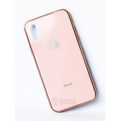Ốp lưng Iphone X xi viền táo