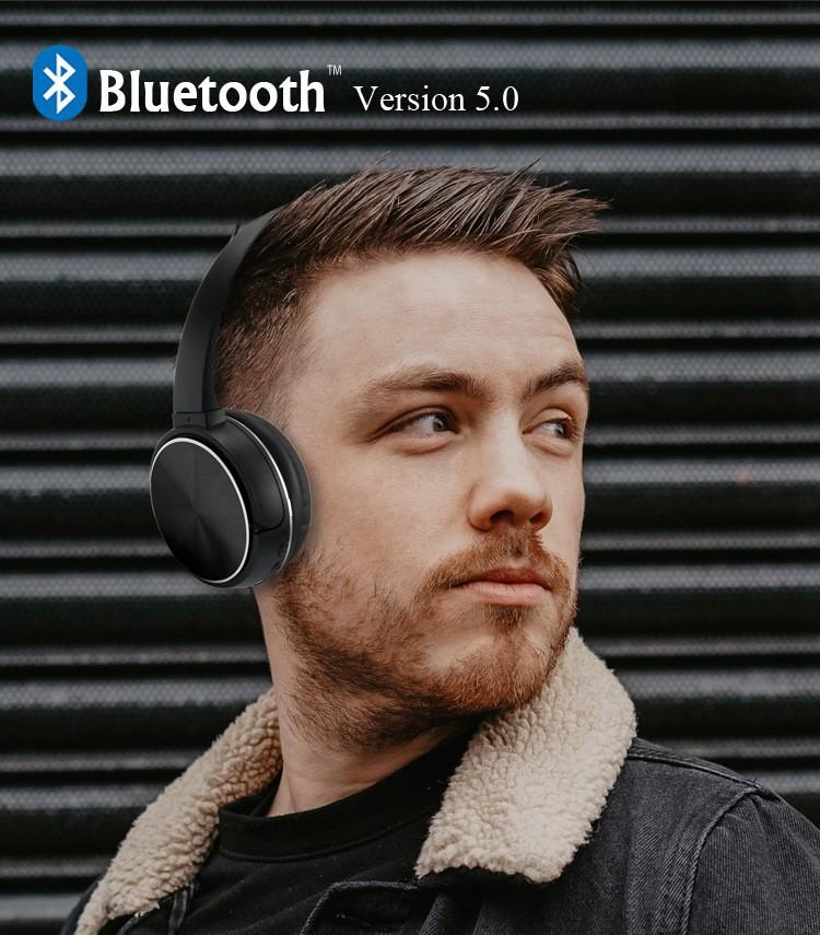 Tai nghe Bluetooth chính hãng  K2 tai nghe thẻ nhớ Hifi Đen PF152 3 trong 1 16