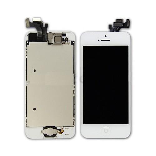 Màn hình danh cho iphone 5S - trắng
