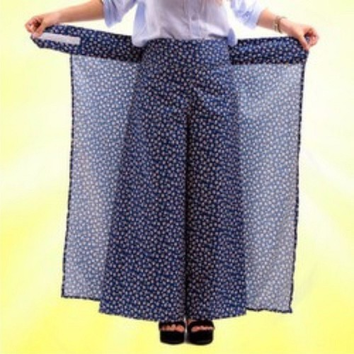 váy chống nắng - quần váy chống nắng - Dạng quần 2in1