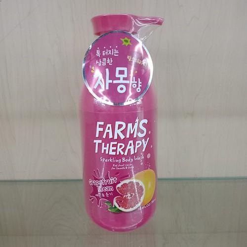 Sữa tắm Farms Therapy 700ml tinh chất trái bưởi - 6575361 , 16634996 , 15_16634996 , 255000 , Sua-tam-Farms-Therapy-700ml-tinh-chat-trai-buoi-15_16634996 , sendo.vn , Sữa tắm Farms Therapy 700ml tinh chất trái bưởi