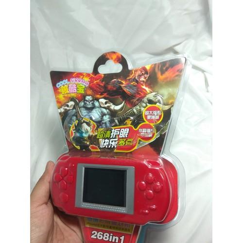 Máy chơi game 267 trò chơi thời 9X cực hot, chơi là ghiền tặng pin tiểu - 6622329 , 16670154 , 15_16670154 , 210000 , May-choi-game-267-tro-choi-thoi-9X-cuc-hot-choi-la-ghien-tang-pin-tieu-15_16670154 , sendo.vn , Máy chơi game 267 trò chơi thời 9X cực hot, chơi là ghiền tặng pin tiểu