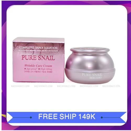Kem dưỡng phục hồi bergamo pure snail |kem dương da xuất xứ Hàn Quốc 50g - 6594867 , 16648481 , 15_16648481 , 185000 , Kem-duong-phuc-hoi-bergamo-pure-snail-kem-duong-da-xuat-xu-Han-Quoc-50g-15_16648481 , sendo.vn , Kem dưỡng phục hồi bergamo pure snail |kem dương da xuất xứ Hàn Quốc 50g