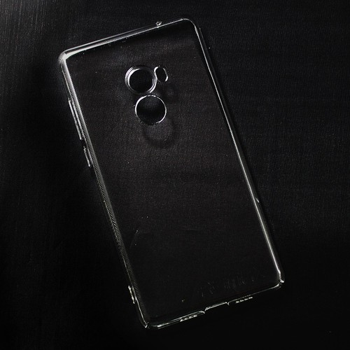 Ốp cứng Xiaomi Mi Mix 2 Remax trong suốt