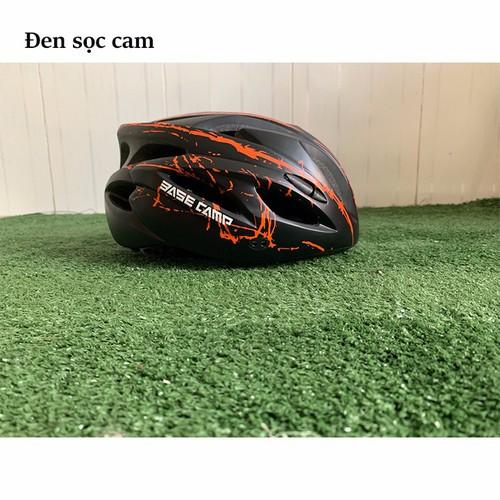 Mũ bảo hiểm xe đạp thể thao Basecamp BC2