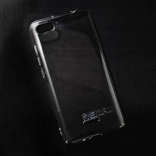 Ốp lưng cứng Xiaomi Redmi 6A Remax trong suốt