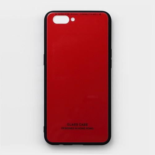 Ốp lưng Oppo A3S viền dẻo đỏ - 6611601 , 16661162 , 15_16661162 , 95000 , Op-lung-Oppo-A3S-vien-deo-do-15_16661162 , sendo.vn , Ốp lưng Oppo A3S viền dẻo đỏ