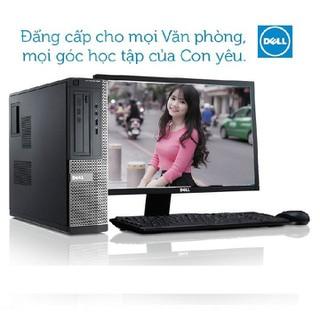 Cây Dell OPTIPLEX 7020 Sff Siêu nhanh CPU i7 4770 Ram 16 Gb SSD 240 Gb. Card rời GTX 745 4gb. Bảo hành 24T Win 10 Bản quyền,Chưa bao gồm màn hình. [ĐƯỢC KIỂM HÀNG] 31423458 - 31423458 thumbnail