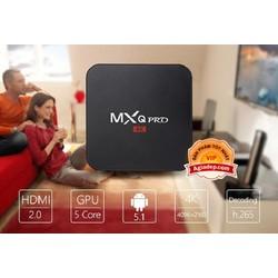 TV Box MXQ PRO 2G+16G Bản Nâng cấp - Tivi box chạy trâu, giá rẻ - Hàng xịn