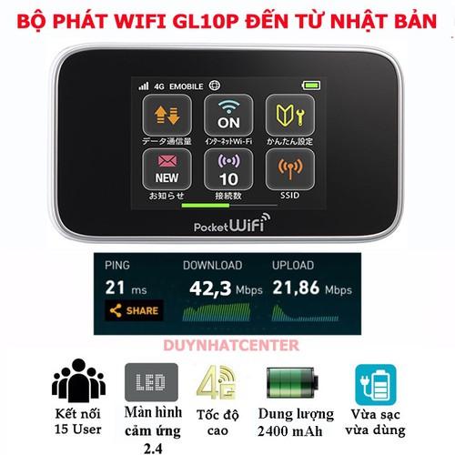 Modem Wifi Huawei GL10P Giá Rẻ - Thiết Bị Mạng Không Dây
