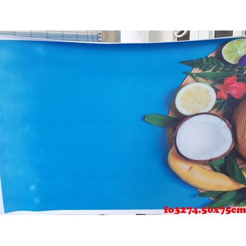 Vải phông nền fo3274.50x75cm