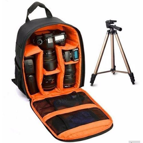 Balo đựng máy ảnh cỡ nhỏ cao cấp-3042
