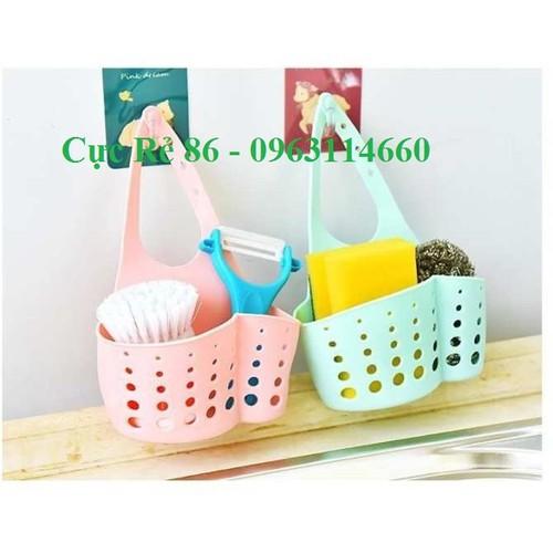 combo 5 giỏ treo đồ, thu gọn đồ nhà vệ sinh, nhà tắm, bồn rửa bats gio