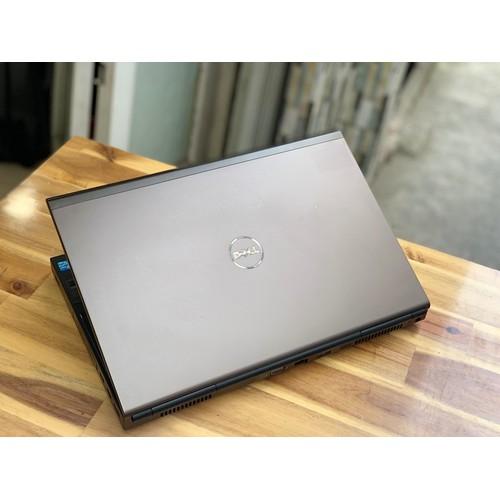 Laptop Dell Precision M4600 i7 8G SSD 240G Vga rời đẹp zin 100 Giá rẻ