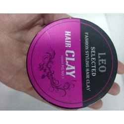Sáp Vuốt Tóc Tạo Kiểu Giữ Nếp Lâu Dài LEO Hair Clay Prosee 100g Chính Hãng