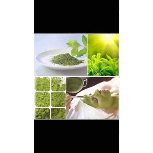 1kg bột trà xanh nguyên chất Thái Nguyên