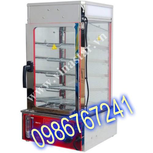 Tủ hấp bánh bao, tủ hấp bánh bao điện giá rẻ HX500