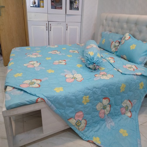 BỘ DRAP COTTON POLY PL02