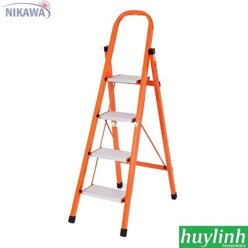 Thang nhôm ghế Nikawa NKS-04 - 4 bậc - BH 18 tháng - 6591295 , 16645928 , 15_16645928 , 1000000 , Thang-nhom-ghe-Nikawa-NKS-04-4-bac-BH-18-thang-15_16645928 , sendo.vn , Thang nhôm ghế Nikawa NKS-04 - 4 bậc - BH 18 tháng
