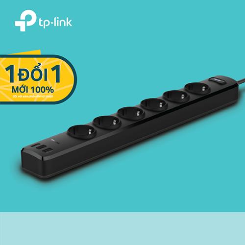 TP-Link Ổ sạc đa năng 6 cổng tốc độ cao - SP290 - Hãng phân phối chính thức