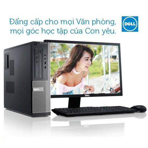 Bộ máy tính để bàn Siêu Nhanh Dell OPTIPLEX 790, CPU G620, Ram 4GB, SSD 240GB, Win 10 bản quyền , Màn hình Dell 19 Monitor 18.5 inch, tặng USB Wifi, Chuột phím, hàng nhập khẩu, bảo hành 24 tháng. - 7522187 , 17302809 , 15_17302809 , 5190000 , Bo-may-tinh-de-ban-Sieu-Nhanh-Dell-OPTIPLEX-790-CPU-G620-Ram-4GB-SSD-240GB-Win-10-ban-quyen-Man-hinh-Dell-19-Monitor-18.5-inch-tang-USB-Wifi-Chuot-phim-hang-nhap-khau-bao-hanh-24-thang.-15_17302809 , sendo