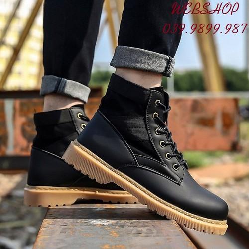 Giày thể thao nam cao cổ - Giày nam cổ cao