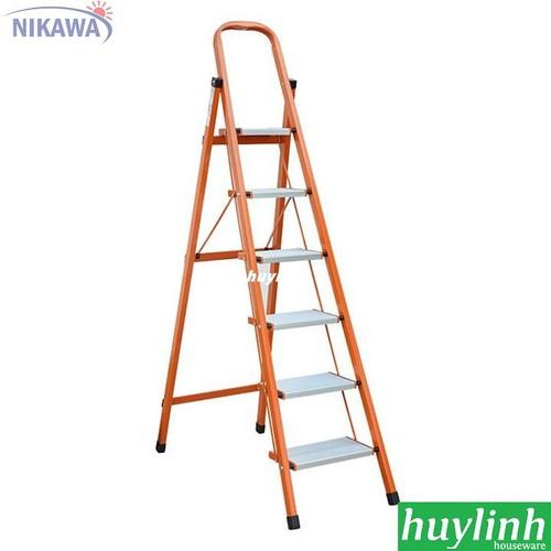 Thang nhôm ghế Nikawa NKS-06 - 6 bậc - 6617919 , 16666060 , 15_16666060 , 1750000 , Thang-nhom-ghe-Nikawa-NKS-06-6-bac-15_16666060 , sendo.vn , Thang nhôm ghế Nikawa NKS-06 - 6 bậc